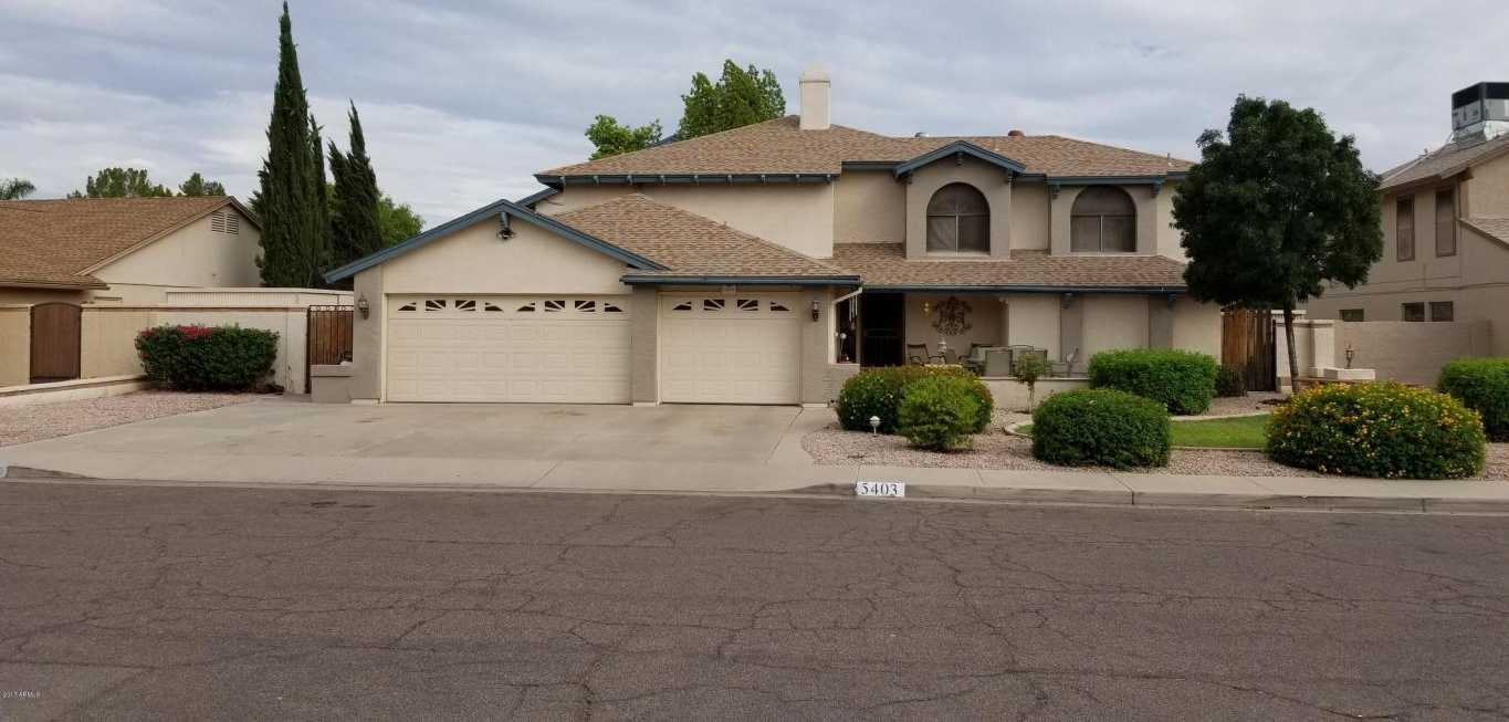 $374,900 - 5Br/3Ba - Home for Sale in Hickory Shadows 2 Lot 1-133 Tr A, Glendale