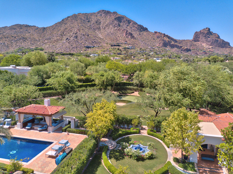 $10,750,000 - 7Br/10Ba - Home for Sale in Tilliyou Ranchitos, Paradise Valley