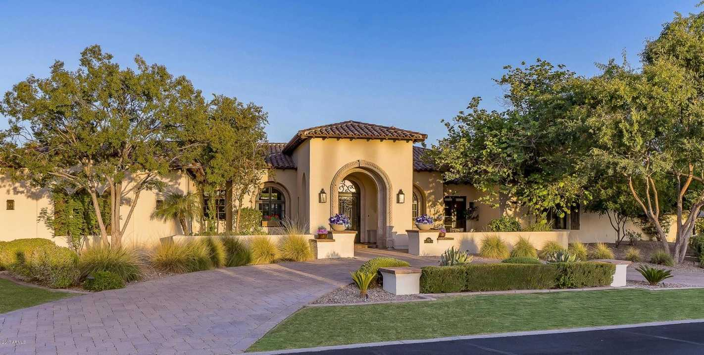 $2,995,000 - 5Br/7Ba - Home for Sale in Nob Hill Sites, Paradise Valley
