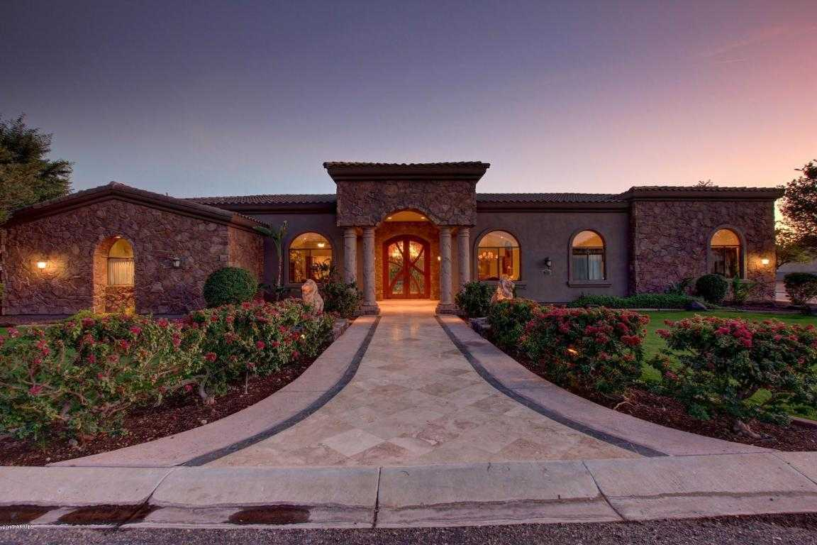 $1,495,000 - 4Br/5Ba - Home for Sale in Melton Ranch 1, Peoria
