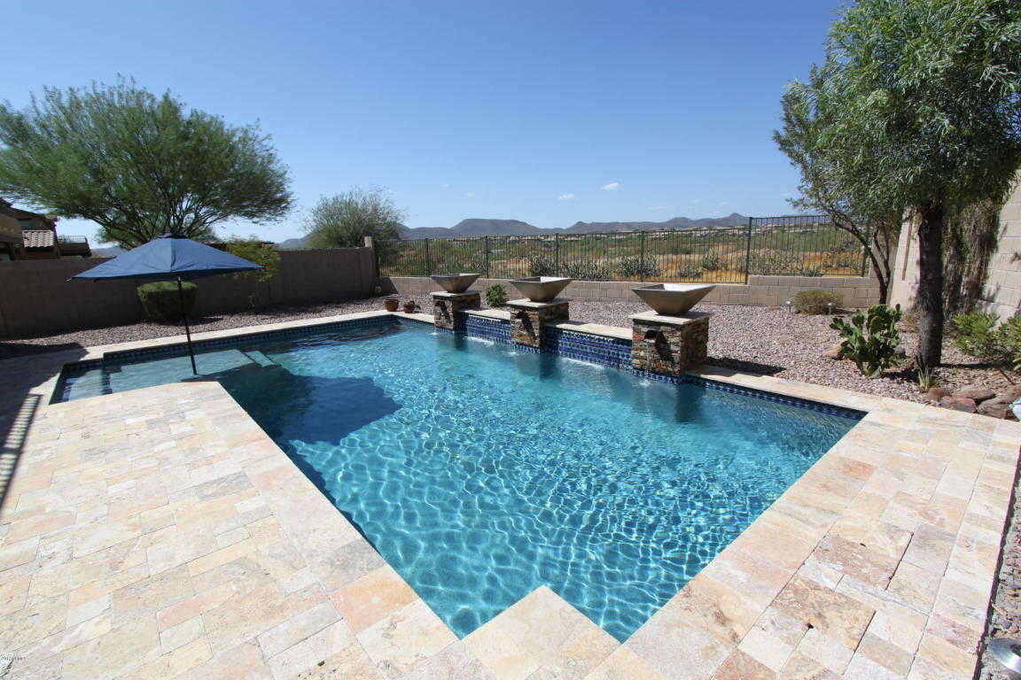 anthem west homes with pools gary drew