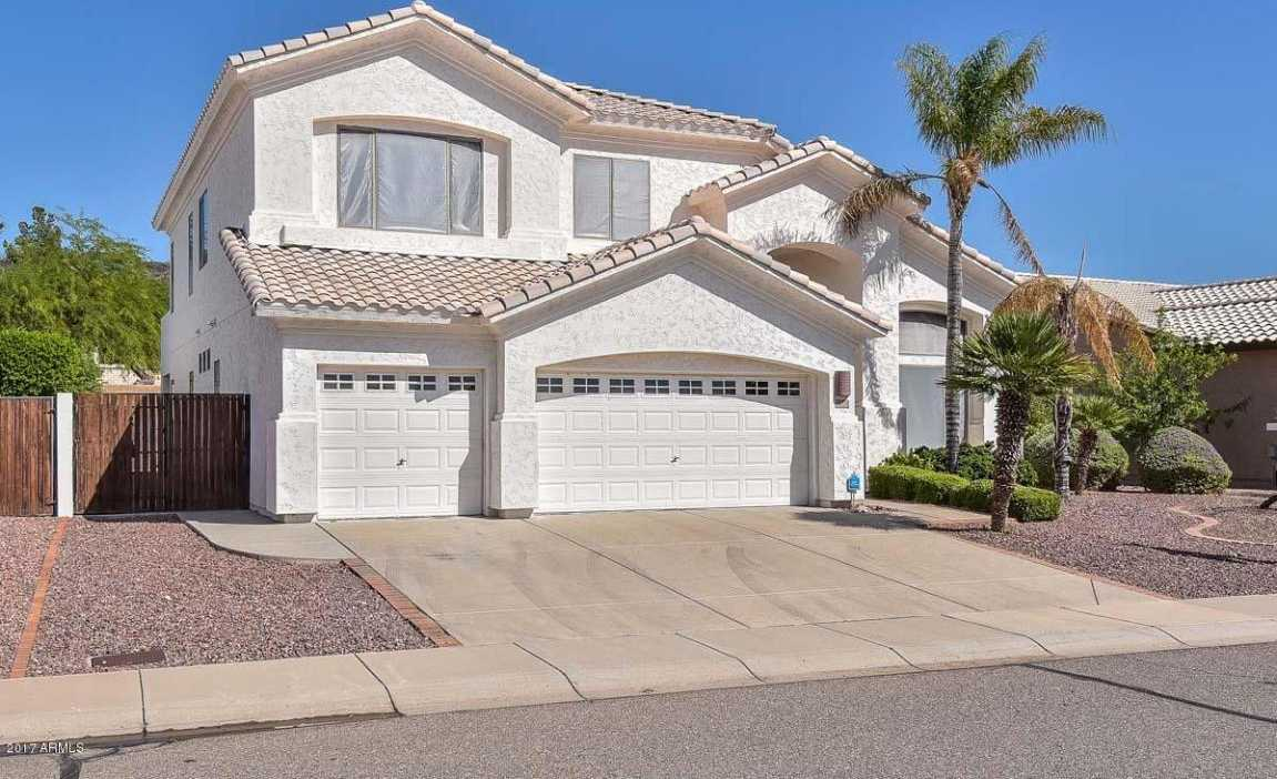 $399,900 - 4Br/3Ba - Home for Sale in Fulton Homes At Arrowhead Ranch Unit One, Glendale