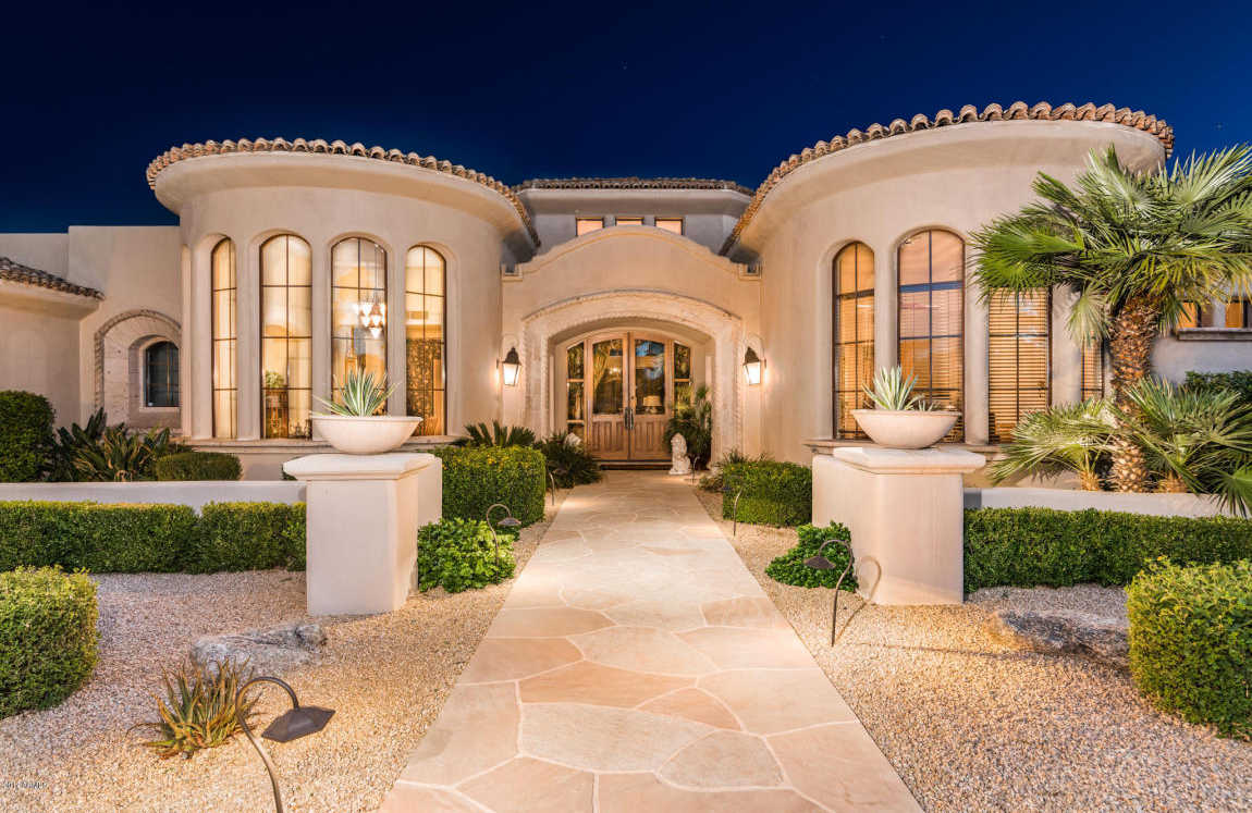 $2,650,000 - 4Br/7Ba - Home for Sale in Sun Dancer Estates, Paradise Valley