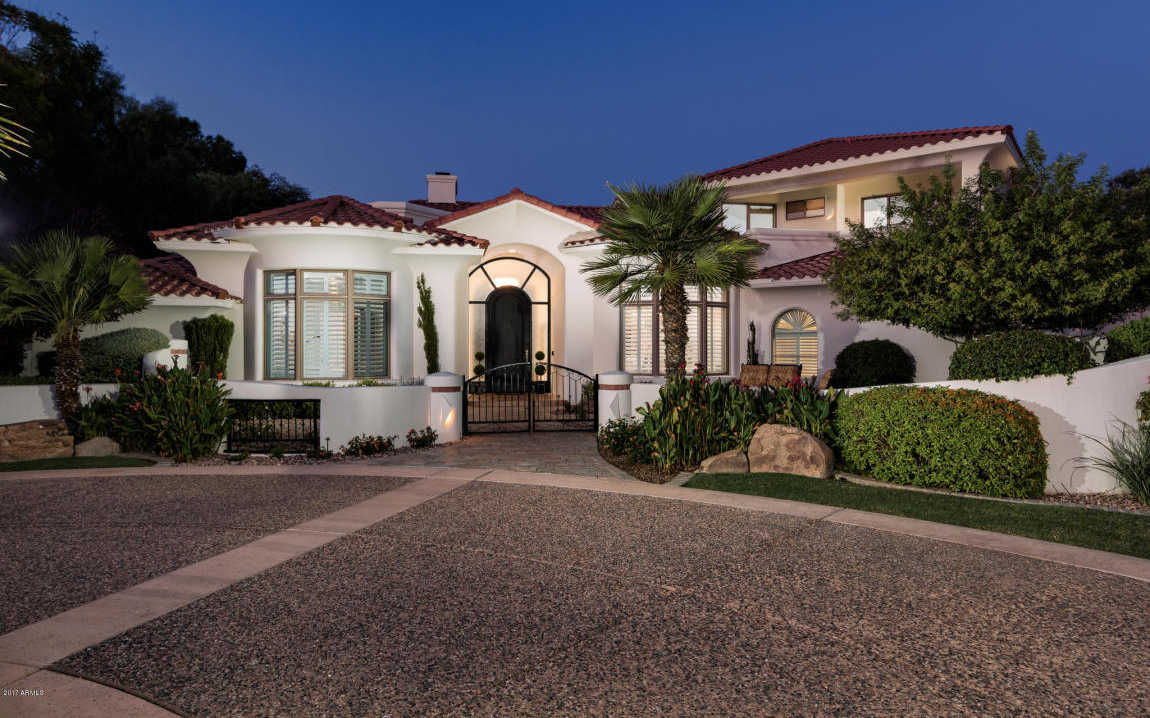 $2,750,000 - 5Br/5Ba - Home for Sale in Merrill Cantatierra Lot 1-49 Put Sts Ind Bend Wash, Paradise Valley