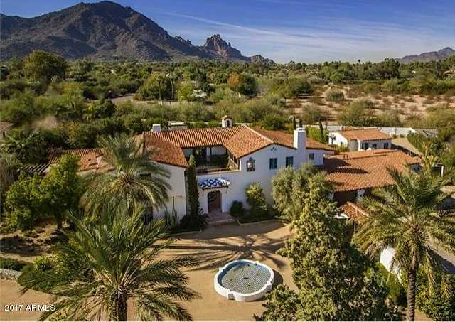 $5,645,000 - 5Br/7Ba - Home for Sale in Desert View, Paradise Valley
