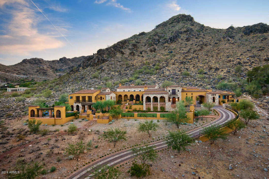 $9,995,000 - 6Br/8Ba - Home for Sale in Mummy Mt Park Lots 32-40, 74-91 & Tr A, Paradise Valley