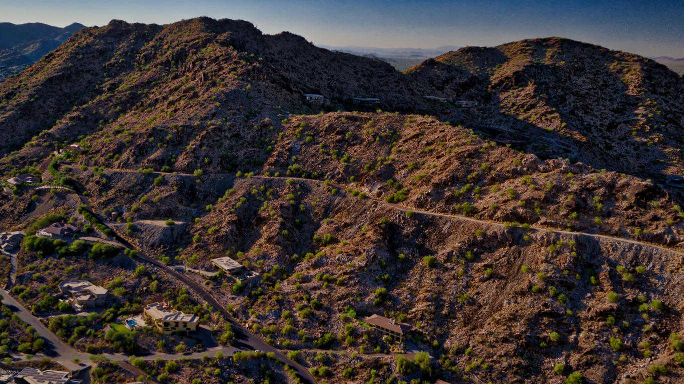 $3,999,000 - Br/Ba -  for Sale in Mummy Mountain Estate, Paradise Valley