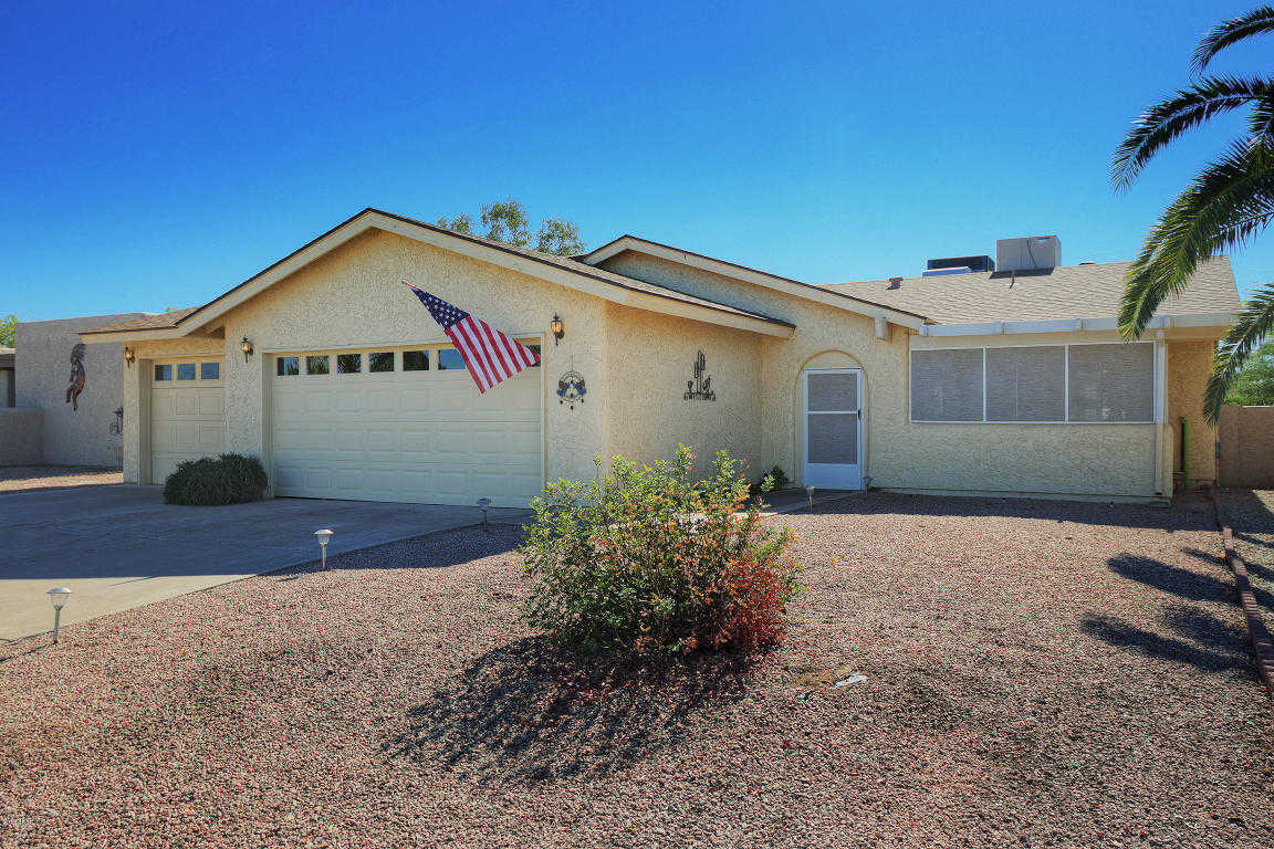 $275,000 - 3Br/2Ba - Home for Sale in Sun Lakes 4, Sun Lakes