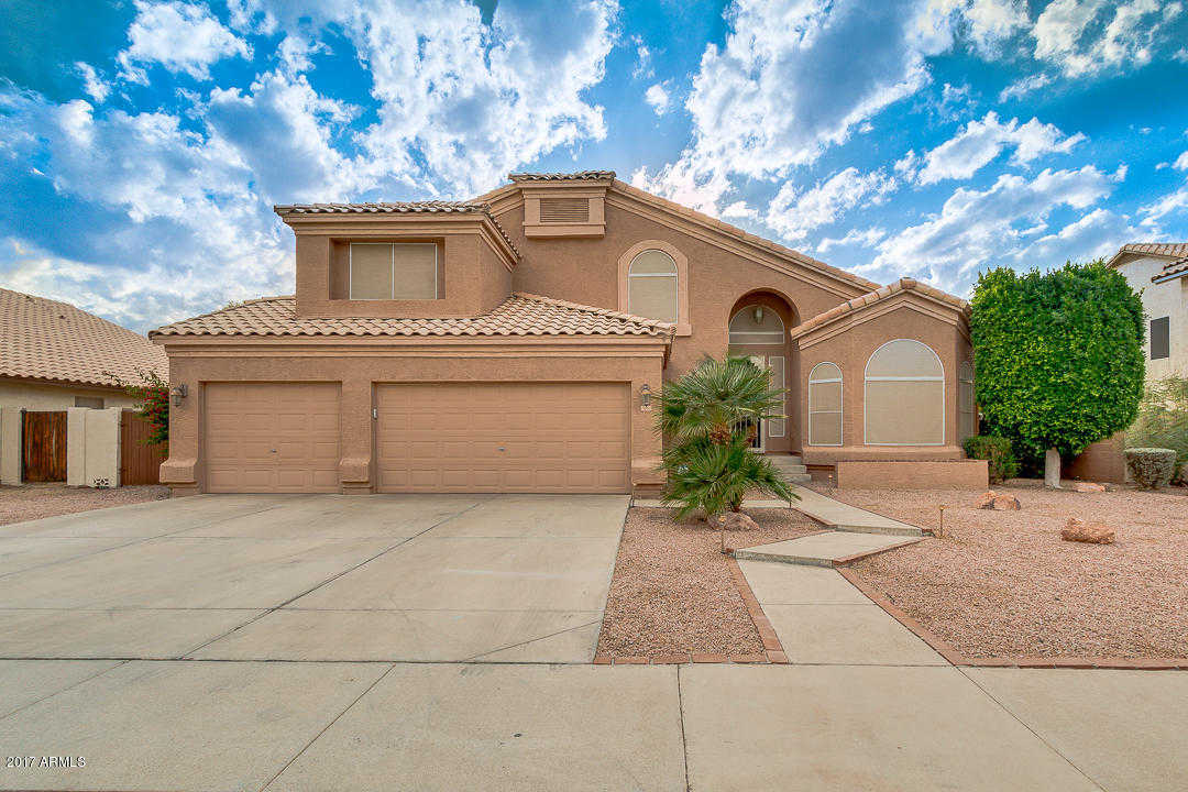 $389,000 - 5Br/3Ba - Home for Sale in Arrowhead Ranch-continental, Glendale
