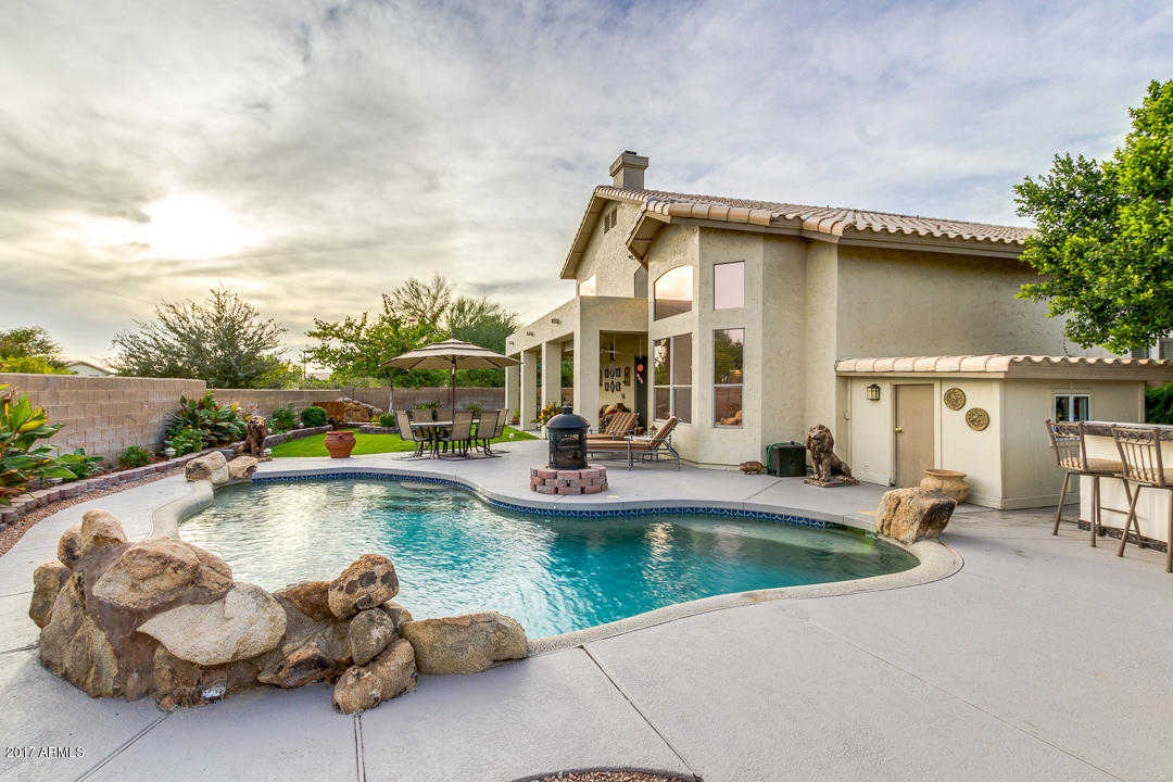 $434,900 - 4Br/3Ba - Home for Sale in Fulton Homes At Arrowhead Ranch Unit One, Glendale