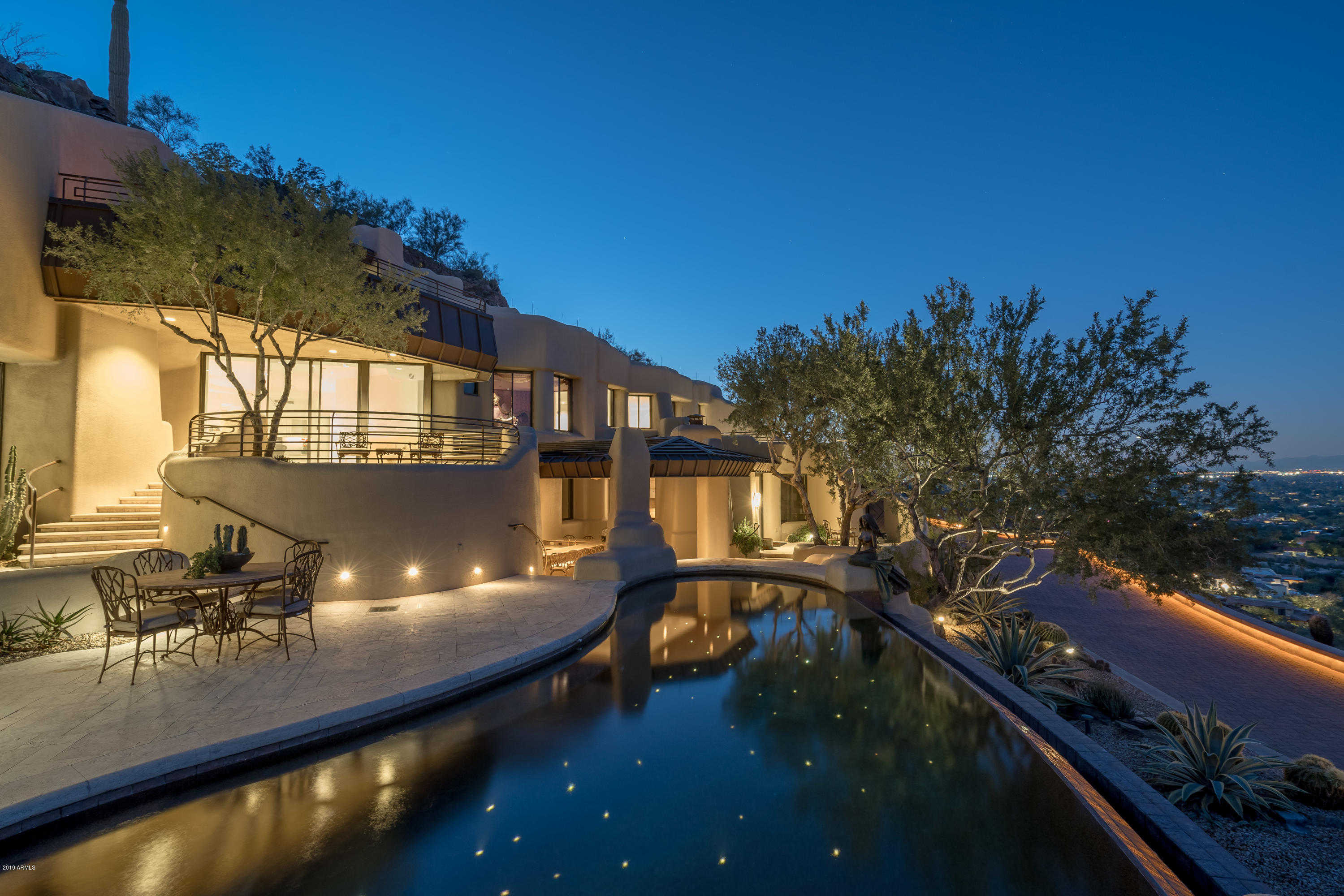 $7,750,000 - 4Br/8Ba - Home for Sale in Metes & Bounds, Paradise Valley