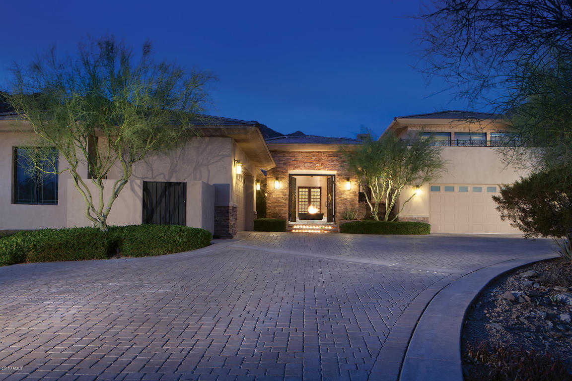 Mcdowell Mountain Ranch Homes For Sale North Scottdsale