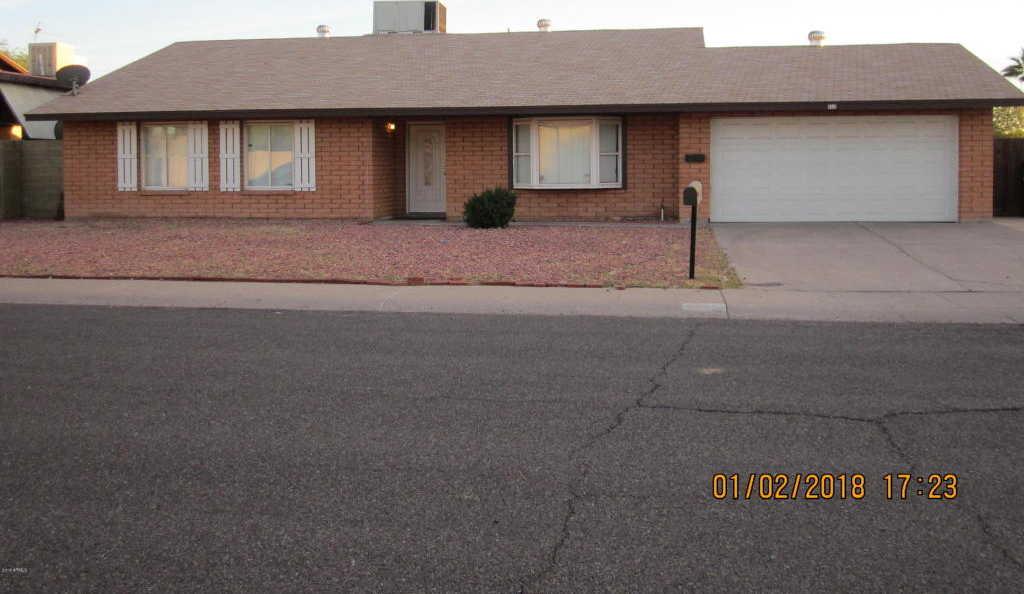 $220,000 - 3Br/2Ba - Home for Sale in Roadrunner Estates West Unit Two Lot 87-212, Glendale