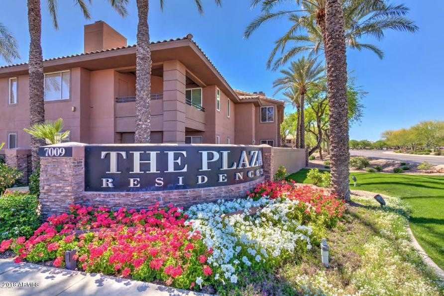 - 2Br/2Ba -  for Sale in Plaza Residences A Condominium, Scottsdale