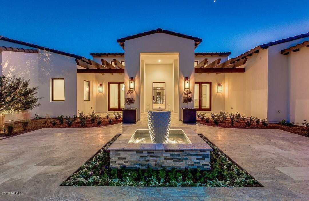 $3,295,000 - 5Br/6Ba - Home for Sale in Doubletree Estates, Paradise Valley