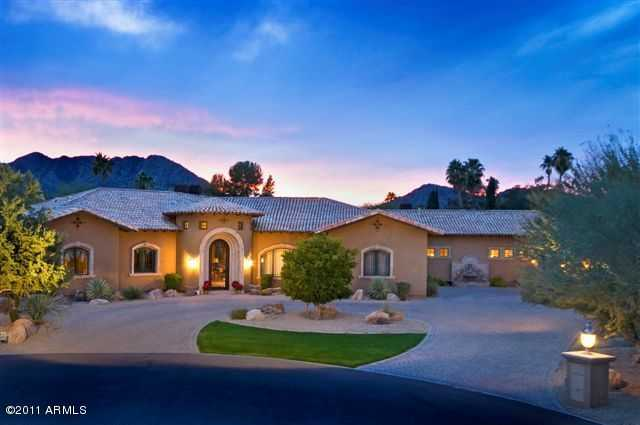 $2,175,000 - 5Br/7Ba - Home for Sale in Mockingbird Lane Estates 3, Paradise Valley