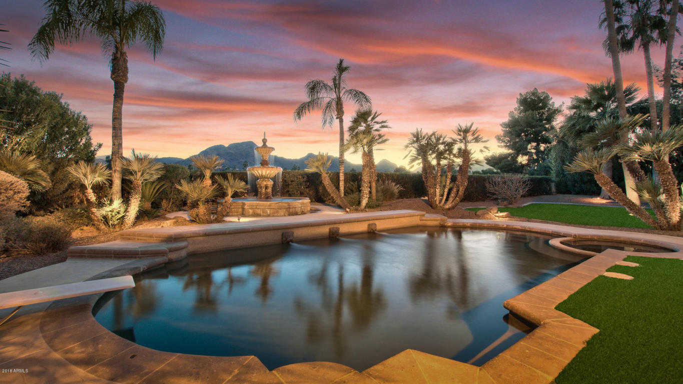 $2,395,000 - 4Br/5Ba - Home for Sale in Camelback Country Estates, Paradise Valley