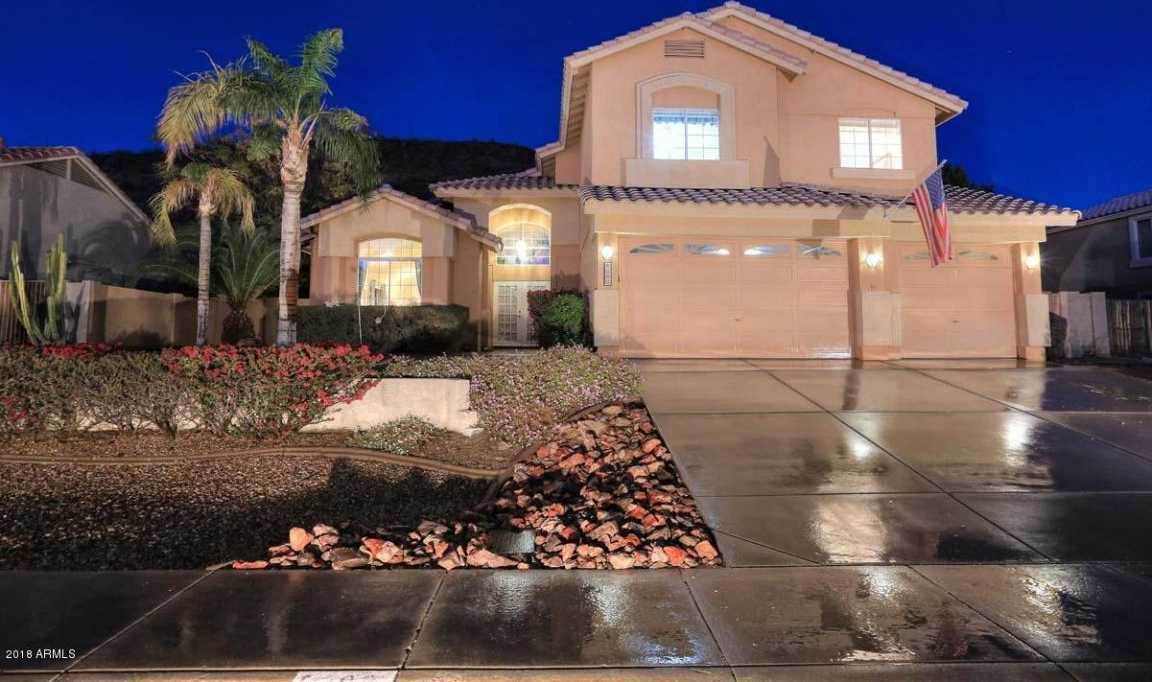 $473,000 - 5Br/4Ba - Home for Sale in Estates At Arrowhead Phase 1a, Glendale