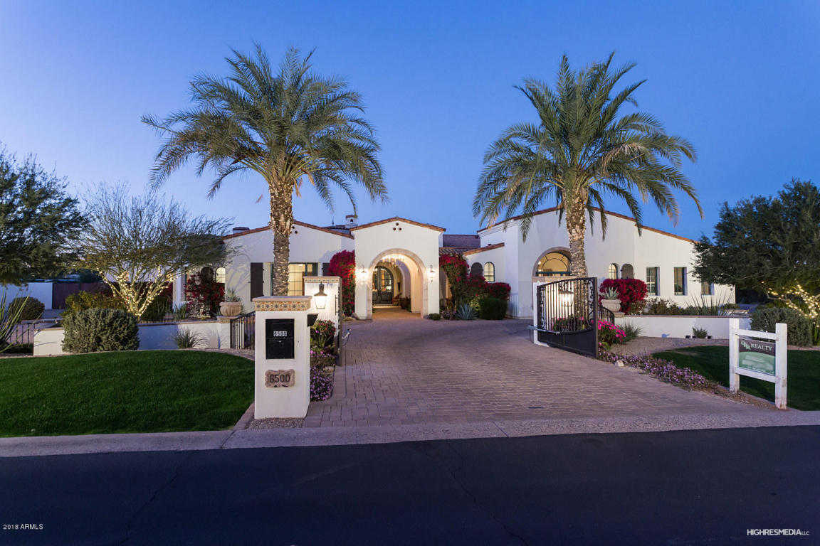 $5,295,000 - 5Br/6Ba - Home for Sale in Mummy Mountain Vista Lot 1-3, Paradise Valley