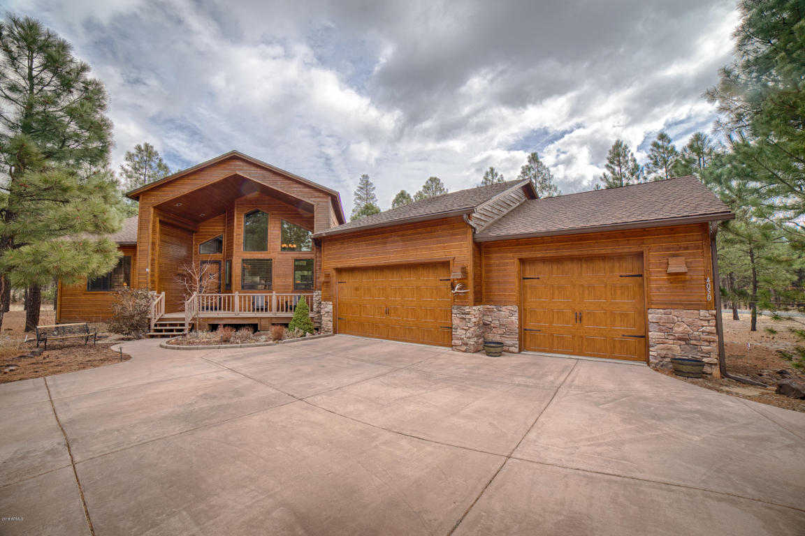 Show Low Arizona Homes for Sale with Corey Frederic