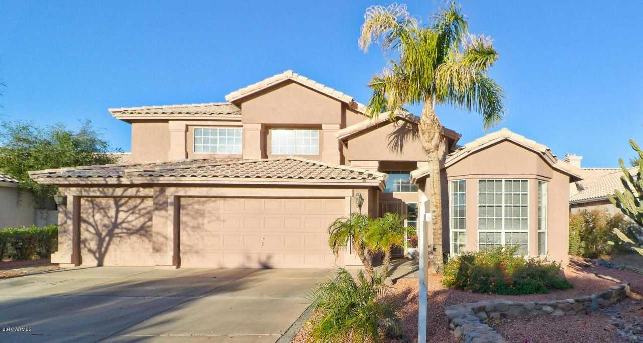 $389,900 - 4Br/3Ba - Home for Sale in Hamilton Arrowhead Ranch 5, Glendale
