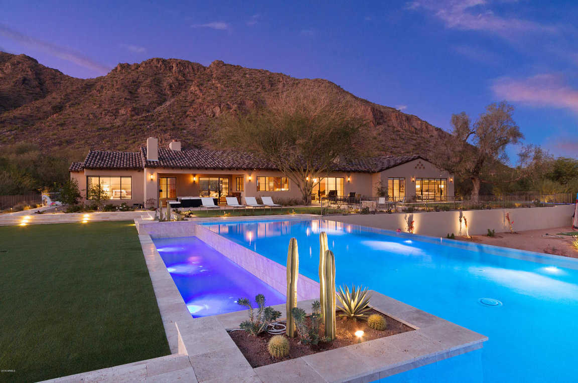 $6,995,000 - 5Br/5Ba - Home for Sale in Glencoe Highlands, Phoenix
