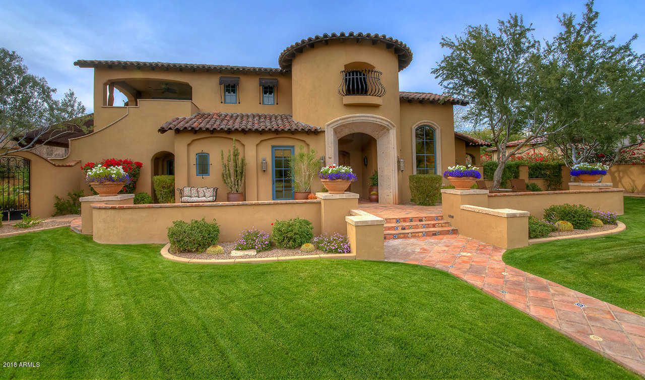 - 5Br/6Ba - Home for Sale in Dc Ranch Parcel G.1, Scottsdale