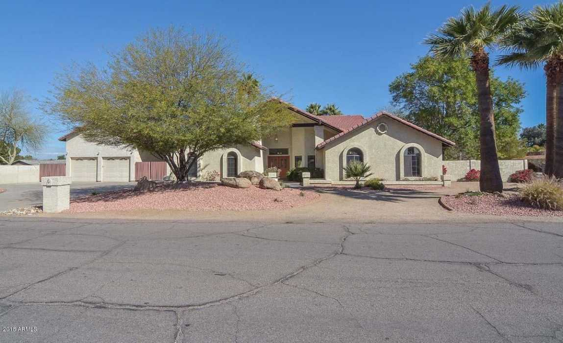 $499,900 - 4Br/3Ba - Home for Sale in Arrowhead Valley 1, Glendale