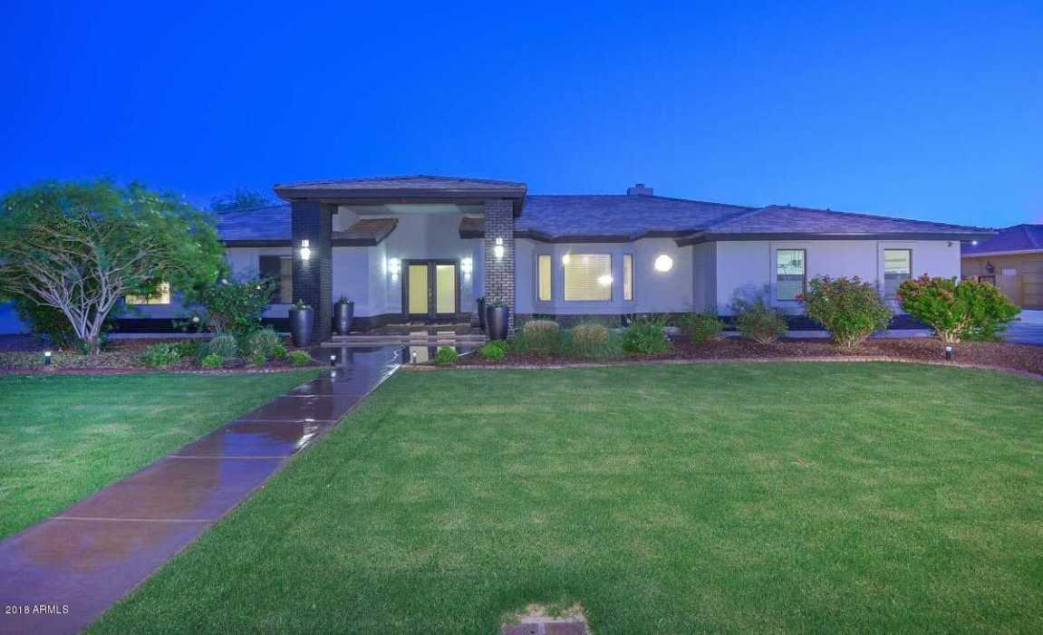 $800,000 - 6Br/4Ba - Home for Sale in Saddleback Foothills Lot 1-82, Glendale