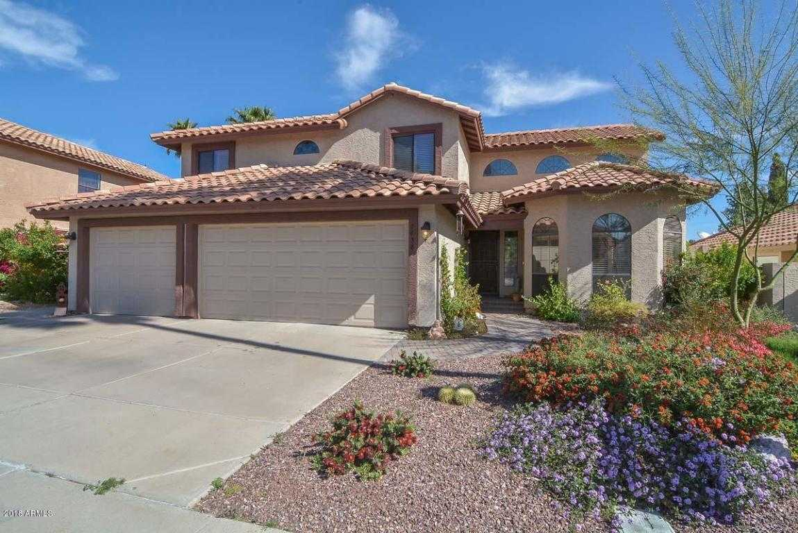 $404,000 - 4Br/3Ba - Home for Sale in Arrowhead By The Lakes Lot 1-203, Glendale