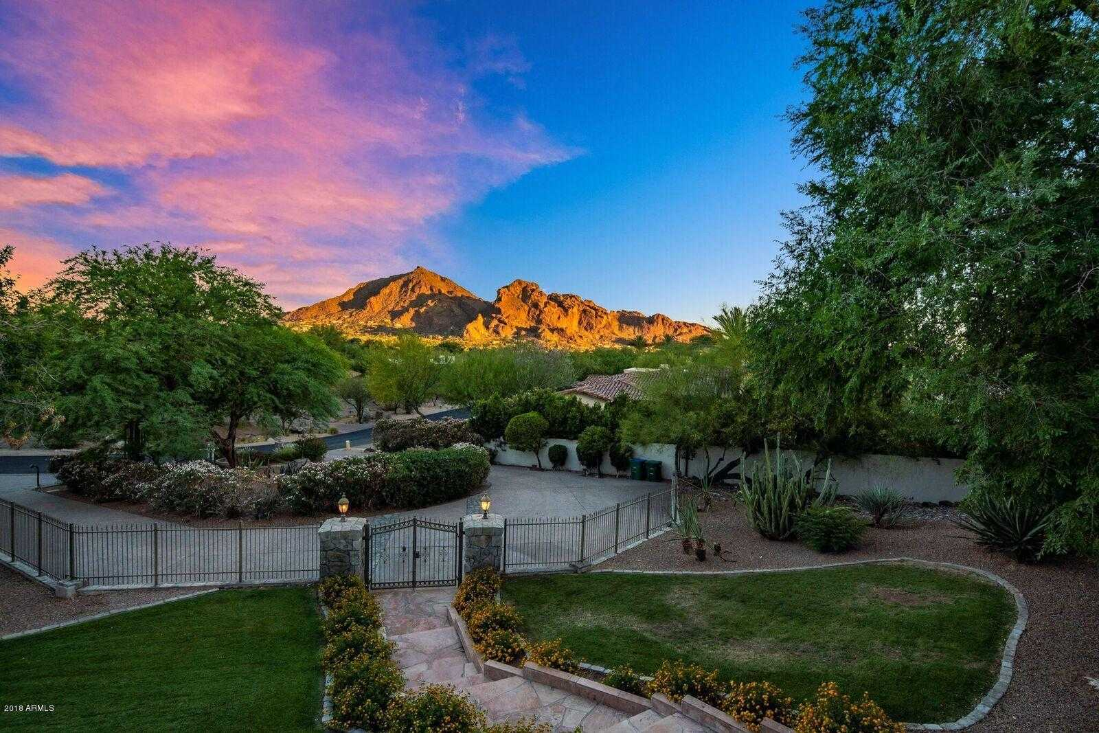 $1,750,000 - 4Br/4Ba - Home for Sale in Ironwood Hills, Paradise Valley