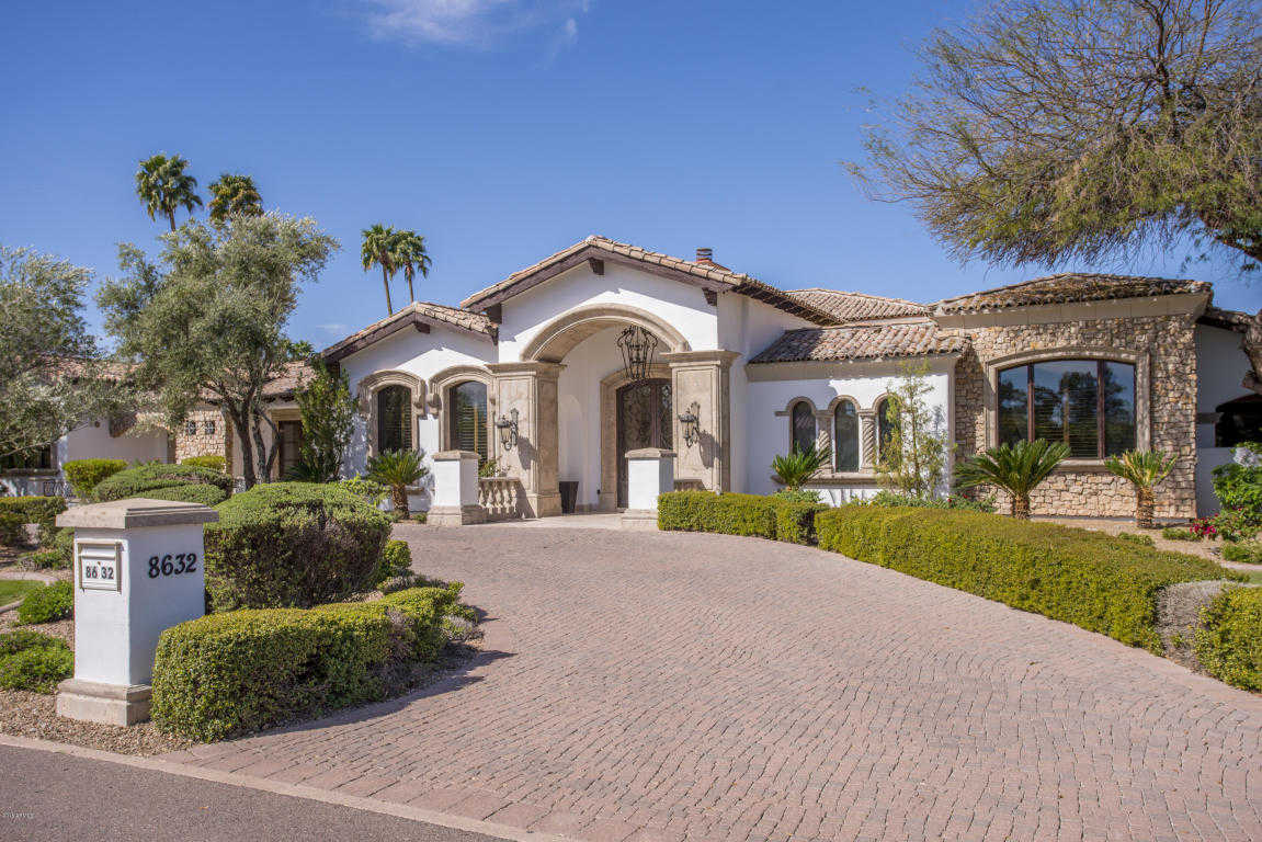 $2,995,000 - 6Br/8Ba - Home for Sale in Mockingbird Lane Estates 2, Paradise Valley