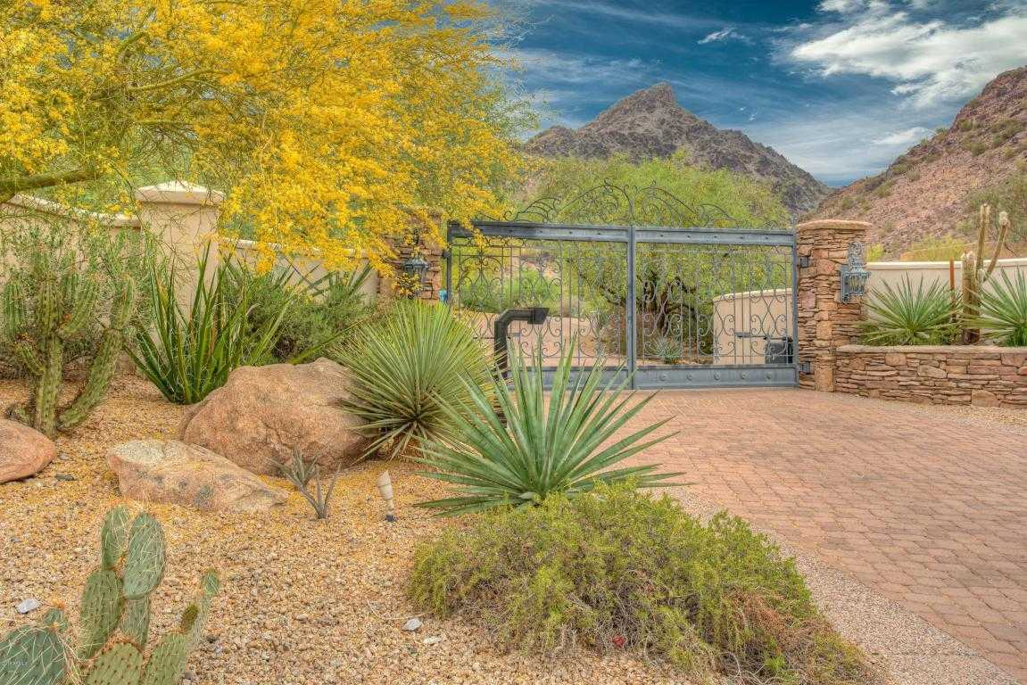 $3,850,000 - 4Br/5Ba - Home for Sale in Biltmore Mountain Estates 2, Phoenix