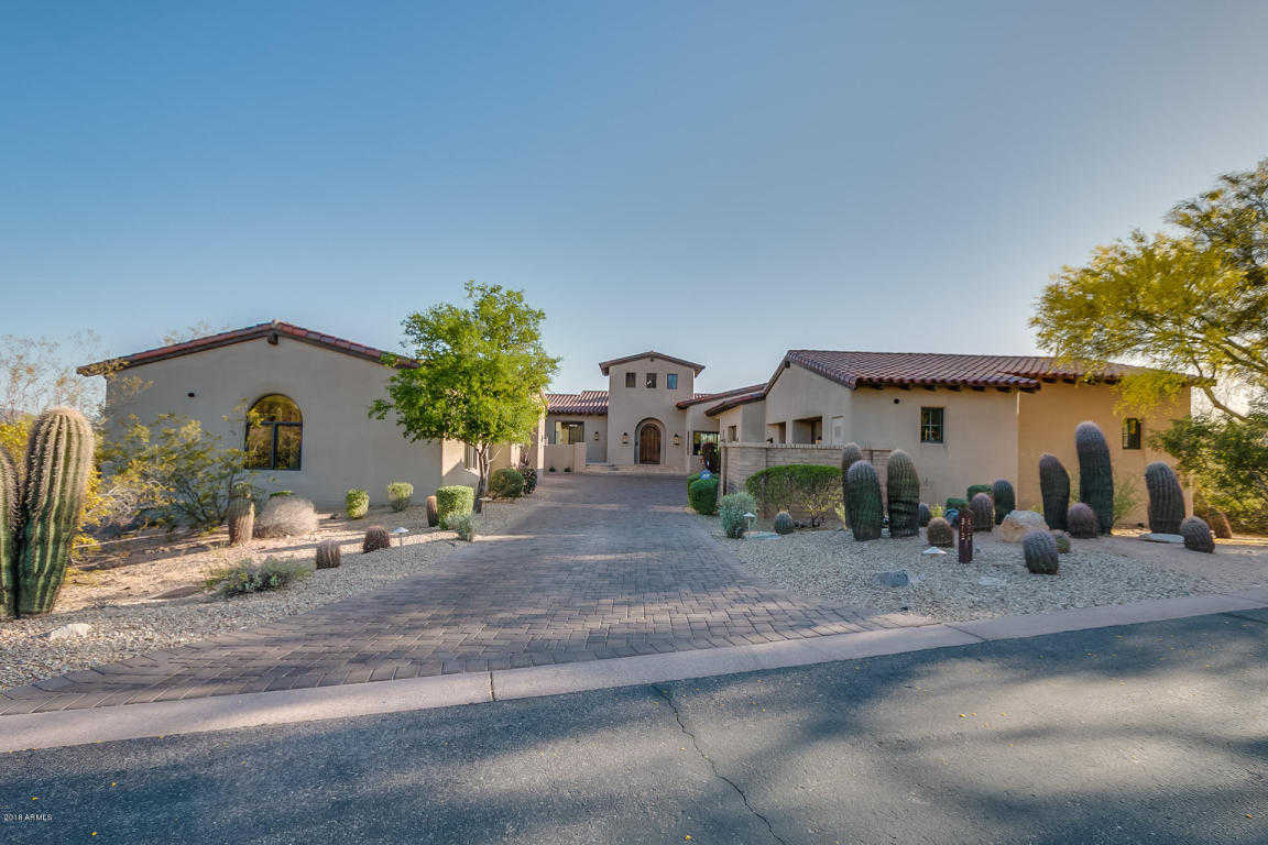 MLS# 5752569 - 9810 E Thompson Peak Parkway Unit 812, Scottsdale, AZ ...