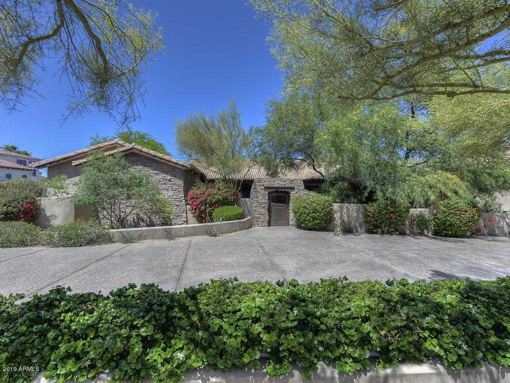 $3,295,000 - 4Br/5Ba - Home for Sale in Mummy Mountain Park 5, Paradise Valley