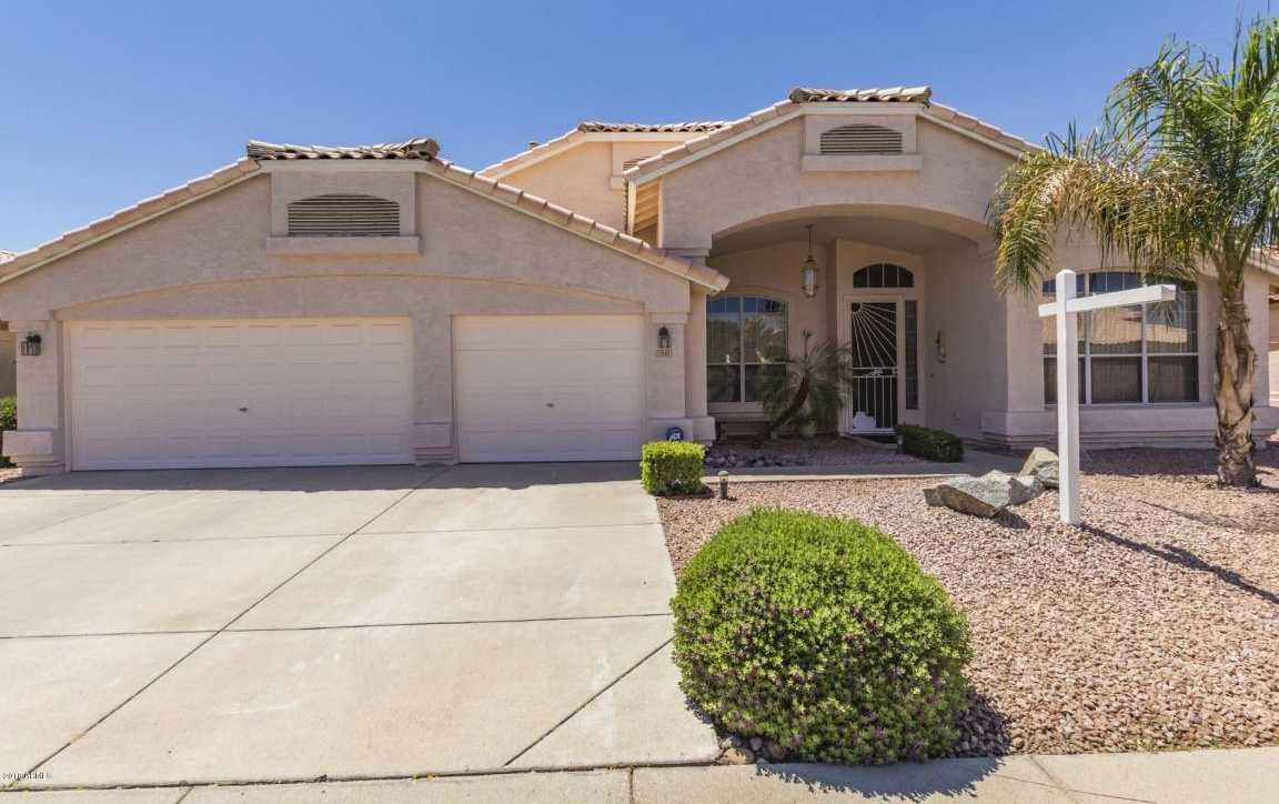 $369,900 - 4Br/2Ba - Home for Sale in Continental At Arrowhead Ranch, Glendale