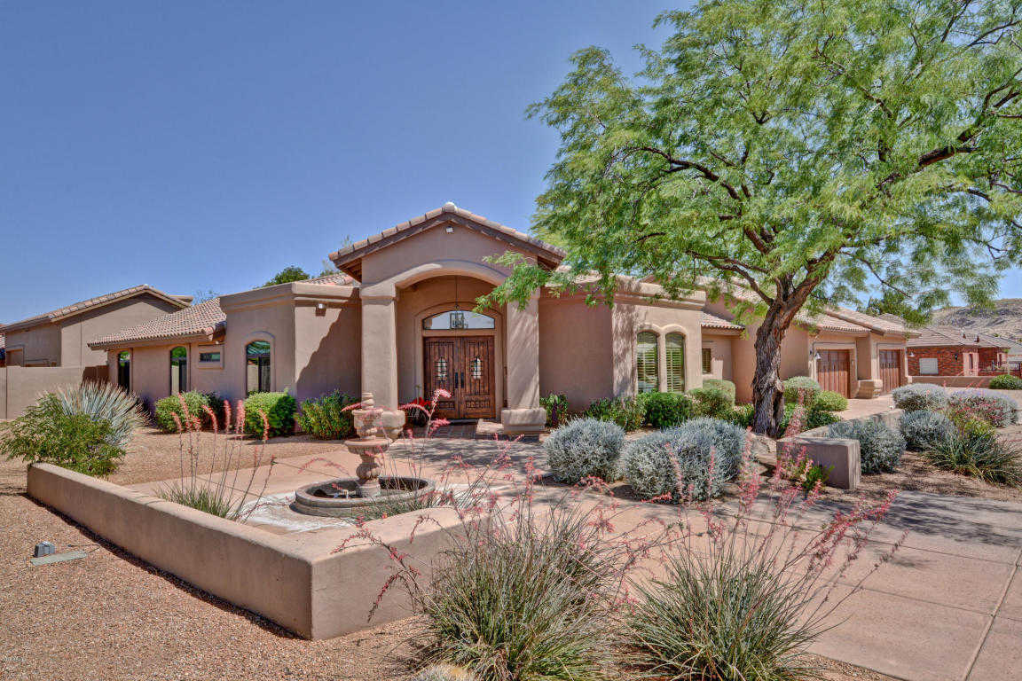 $849,900 - 5Br/4Ba - Home for Sale in Saddleback Foothills Lot 1-82, Glendale