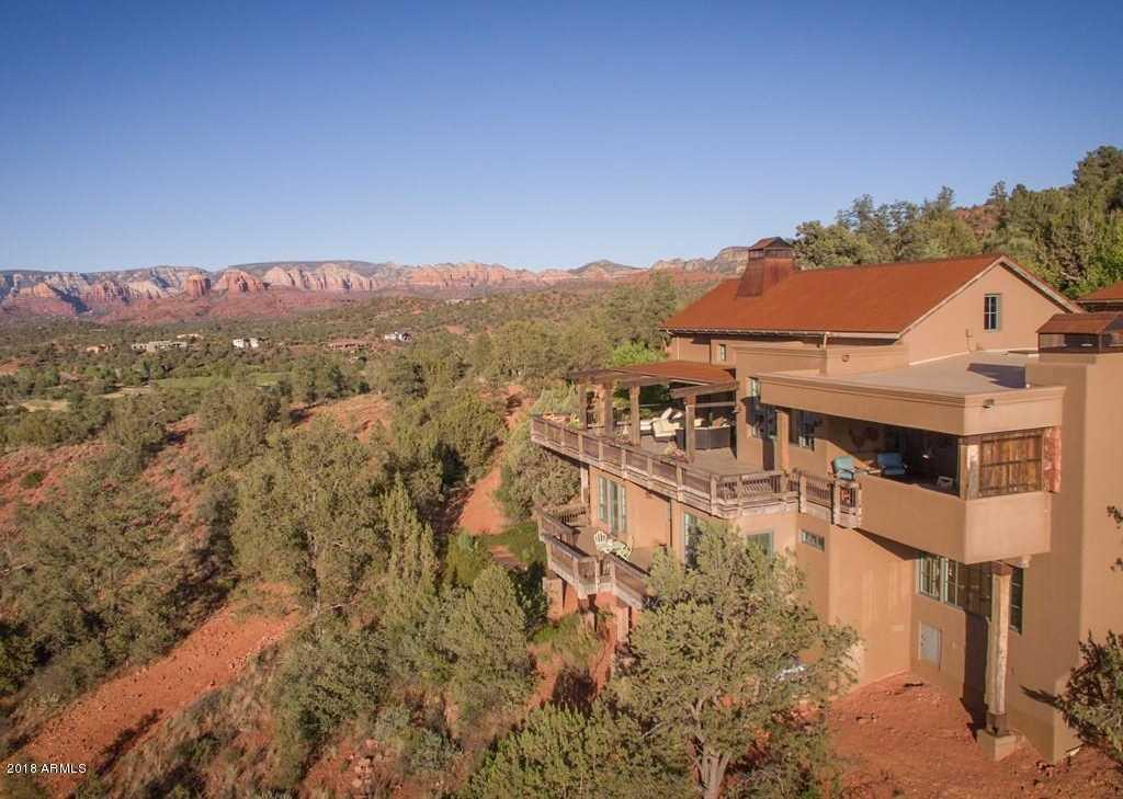 Sedona and Oak Creek Cabins For Sale - Marcella Lambert | Sonoran