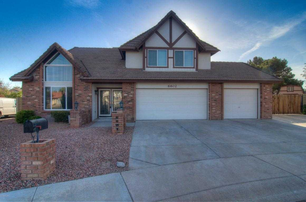$387,000 - 4Br/3Ba - Home for Sale in Quail Thunderbird Meadow Phase 1 Replat Lot 1-72, Glendale