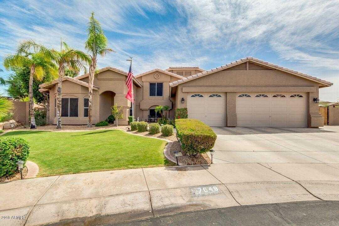 $470,000 - 5Br/3Ba - Home for Sale in Paseo Verde Estates, Peoria