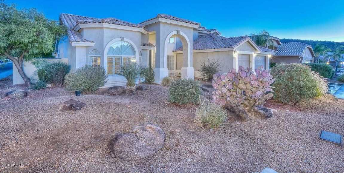 $550,000 - 5Br/3Ba - Home for Sale in Pinnacle Hill Lot 1-259 Tr A-o, Glendale