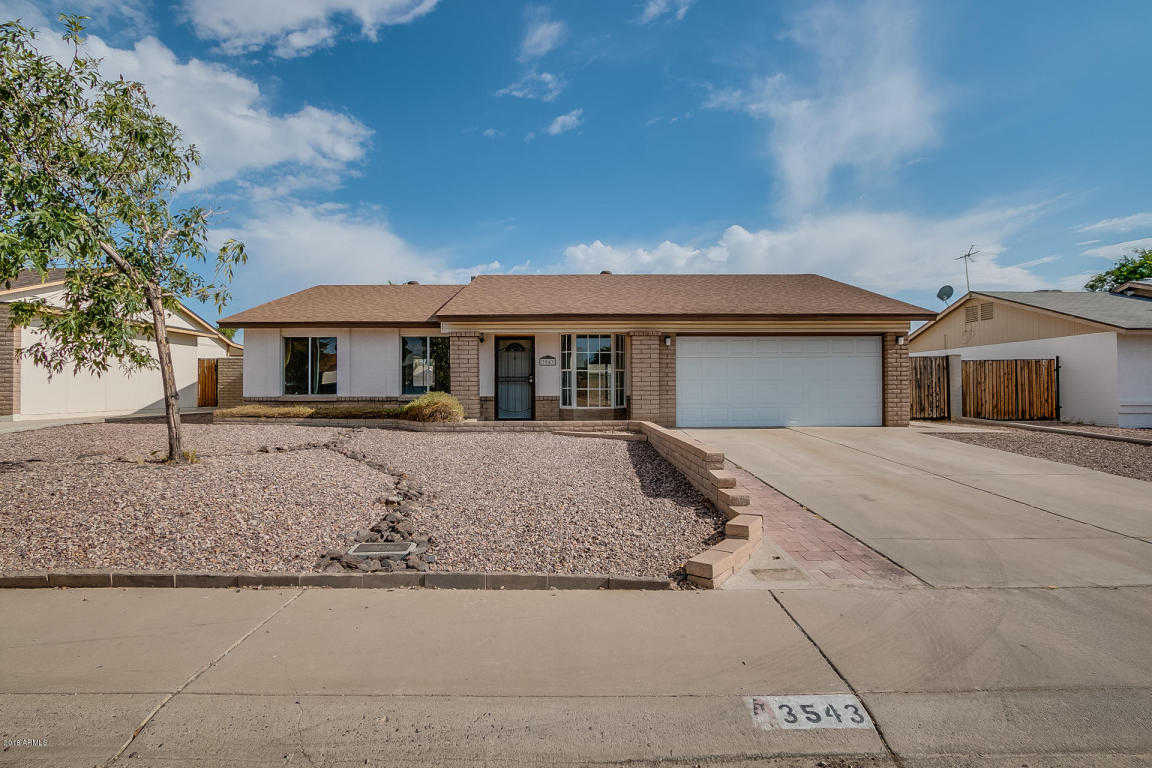 $225,000 - 3Br/2Ba - Home for Sale in Knoell North 10, Glendale