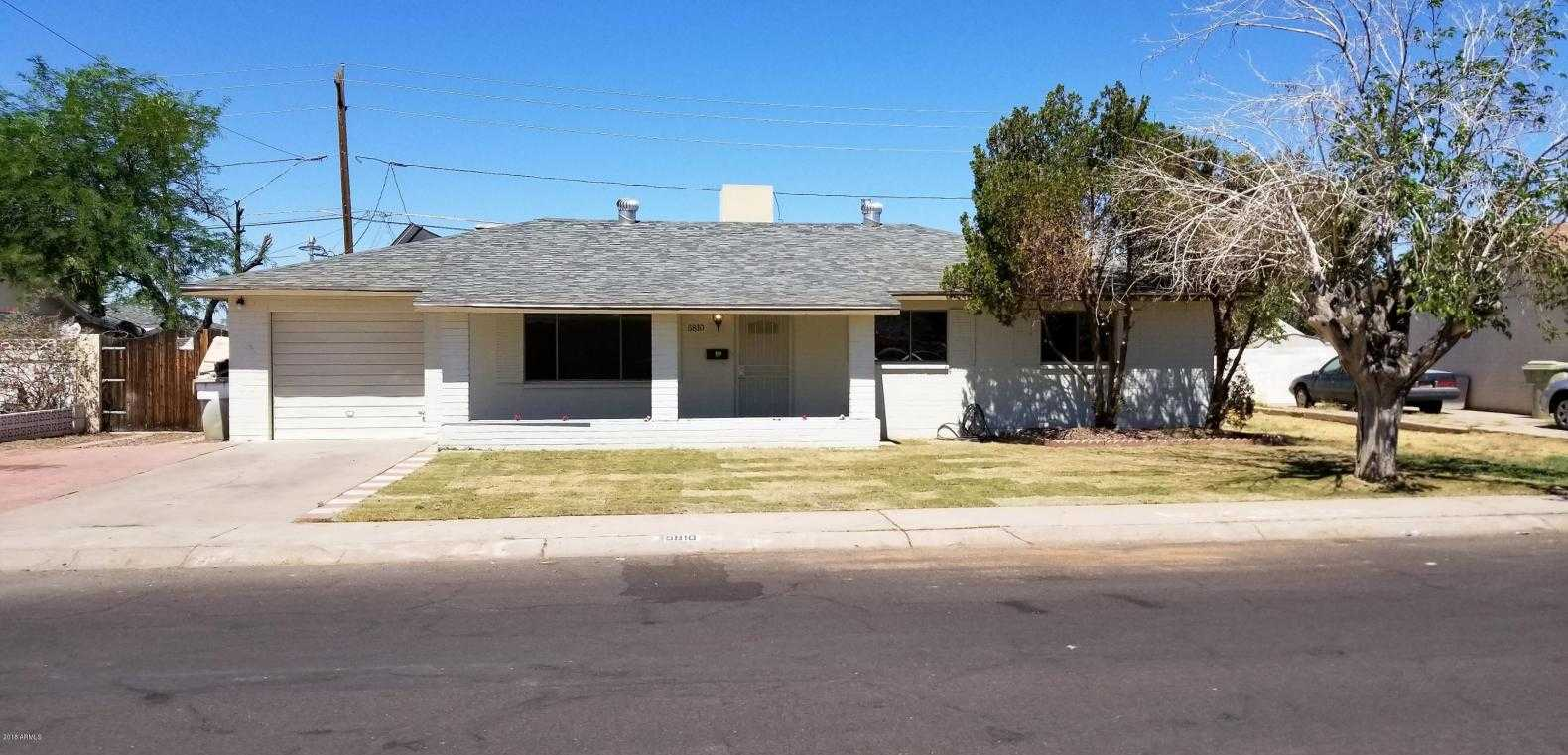 $214,900 - 4Br/2Ba - Home for Sale in Maryvale Terrace 20-a Lts 7490-7494, Glendale