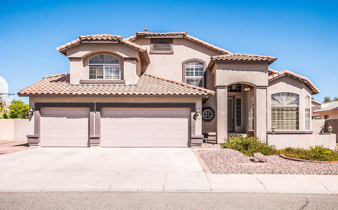 $365,121 - 5Br/3Ba - Home for Sale in Continental At Arrowhead Ranch, Glendale