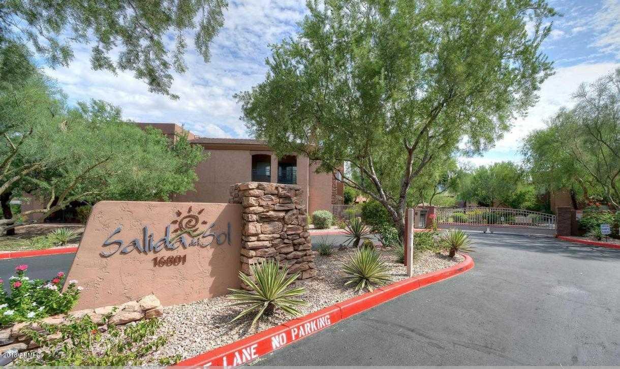 - 3Br/2Ba -  for Sale in Salida Del Sol Condominium, Scottsdale