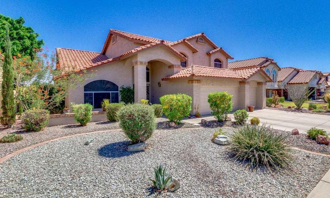 $389,900 - 4Br/3Ba - Home for Sale in Hamilton Arrowhead Ranch 4 Lot 1-106 Tr A-c, Glendale