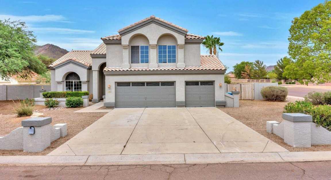 $489,900 - 5Br/3Ba - Home for Sale in Northwood Glen Lot 1-178, Glendale