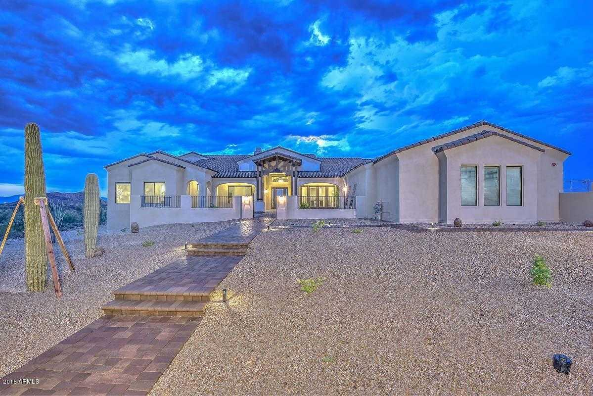 $1,790,000 - 5Br/7Ba - Home for Sale in Alvamar Westwing Mountain Phase 2 Parcel 30, Peoria