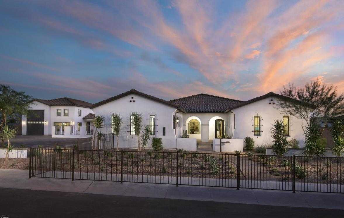 $1,443,899 - 5Br/4Ba - Home for Sale in Trailside At Happy Valley Phase 3, Peoria