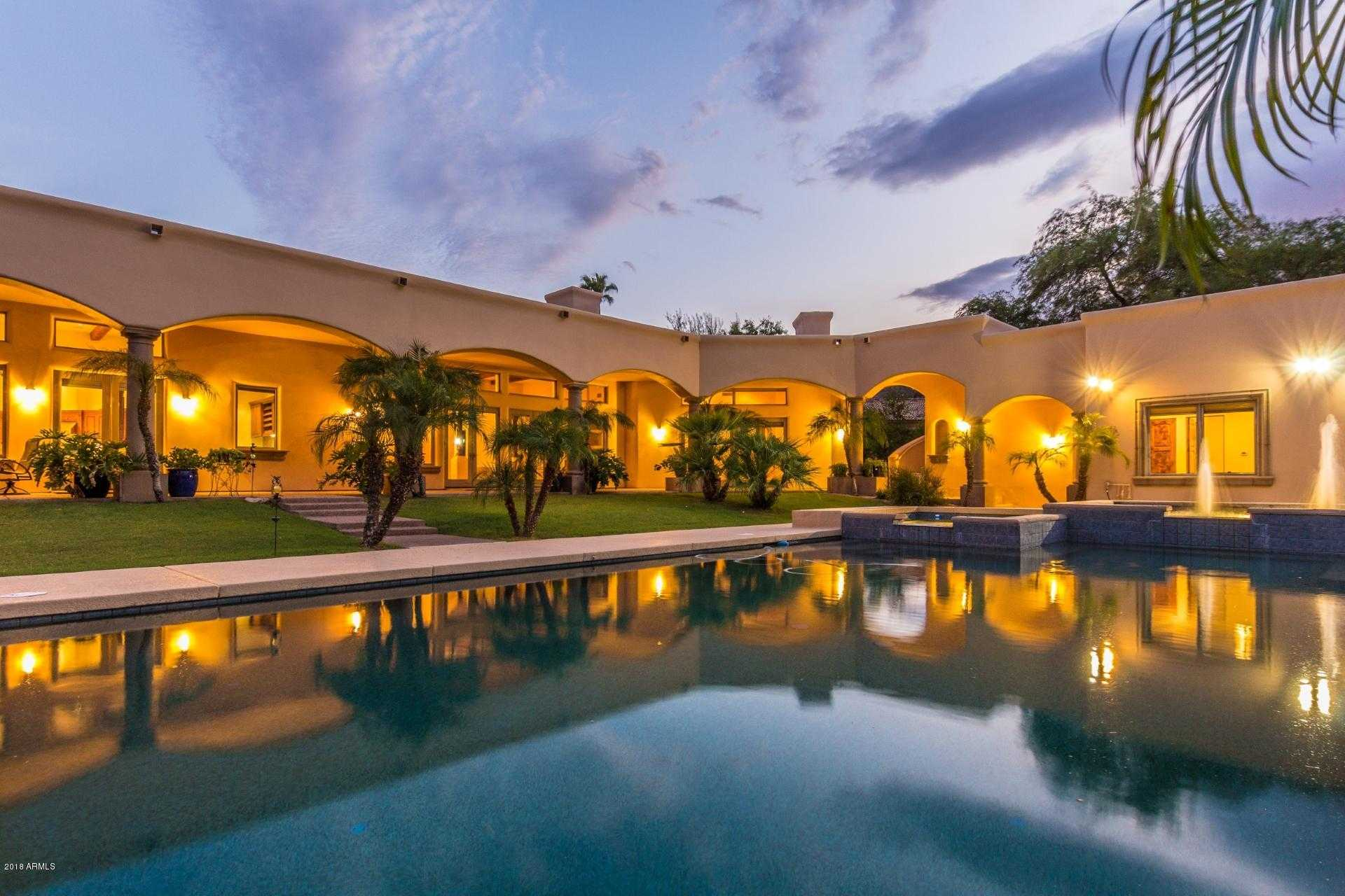 $3,249,000 - 6Br/7Ba - Home for Sale in George Portnoff Estates 1, Paradise Valley